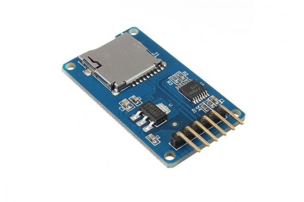 Micro SD Card Reader Adapter Modul für Arduino