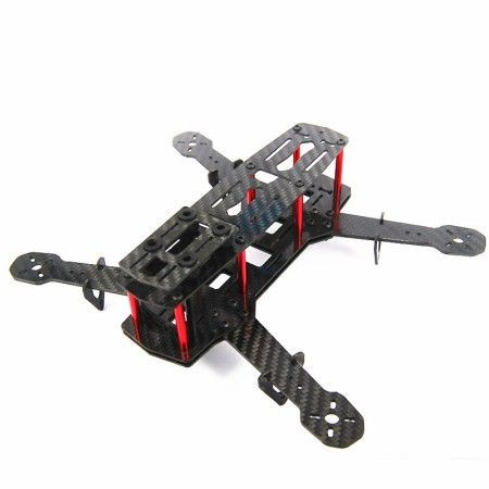 ZMR250 Carbon Fiber 250mm Mini FPV Quadcopter Frame Kit
