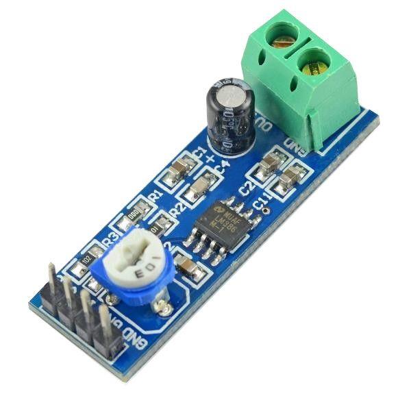 LM386 Audio Verstärkermodul für Arduino, Raspberry Pi, Atmel AVR