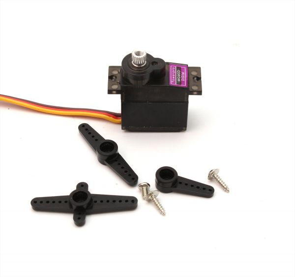 Tower Pro MG90D Digitaler Mini Servo mit Metallgetriebe