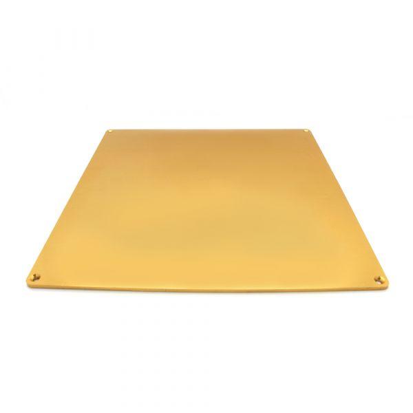 Aluminiumplatte 220x220mm