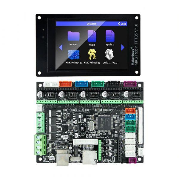 MKS Robin Nano V1.2 + TFT35