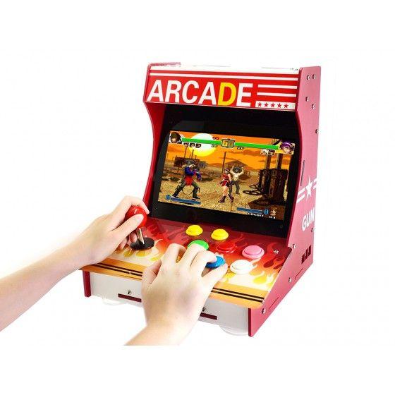 Bausatz: Raspberry Pi Arcade Cabinet Arcade-101-1P