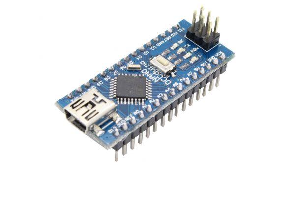 Nano Mega328P V3.0 USB CH340G Modul