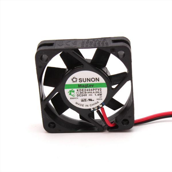 Sunon Axiallüfter 40x40x10mm 24V KDE2404PFV2-11AB