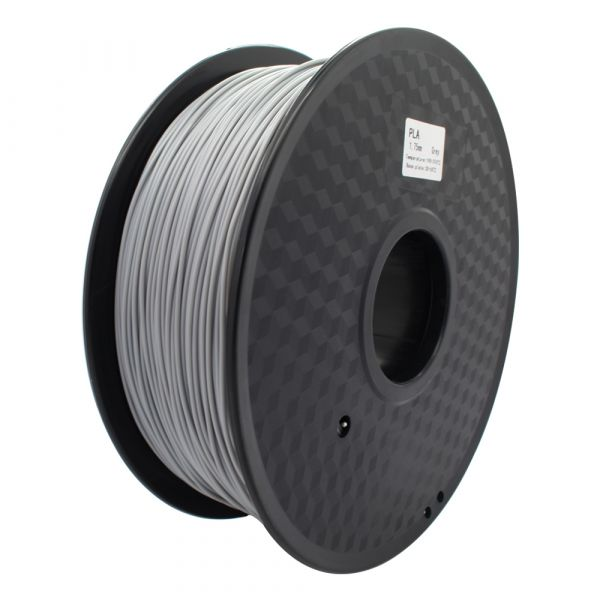 PLA dark grey filament 1.75mm