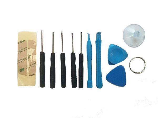 Werkzeugset für Smartphone Reparatur 11-teilig