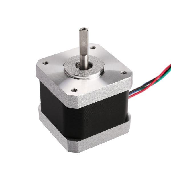 Nema 17 Schrittmotor 17HS4417P1-X4 2.6V 1.7A 40mm