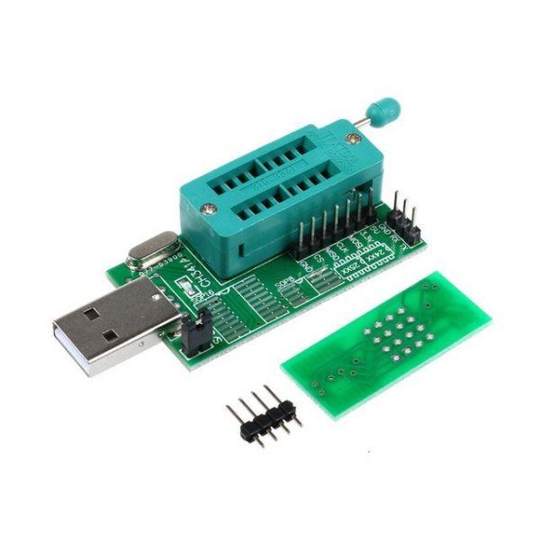 Multi-Function Programmer CH341A 24 25 Series EEPROM Flash BIOS DVD USB