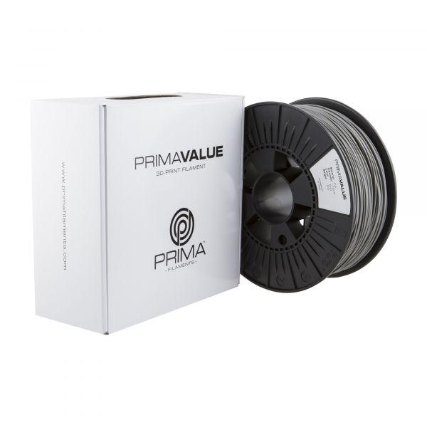 PrimaValue PLA Filament Hellgrau 1.75mm