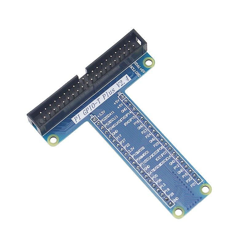 GPIO Adapter für Raspberry Pi 2-3-B+