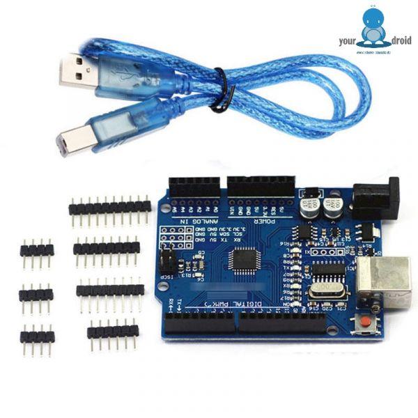 UNO R3 Mega328P CH340G Arduino kompatibel