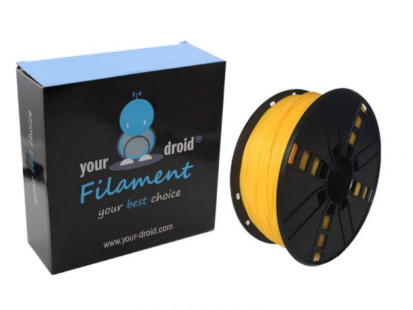 Your Droid TPE-Filament  yellow