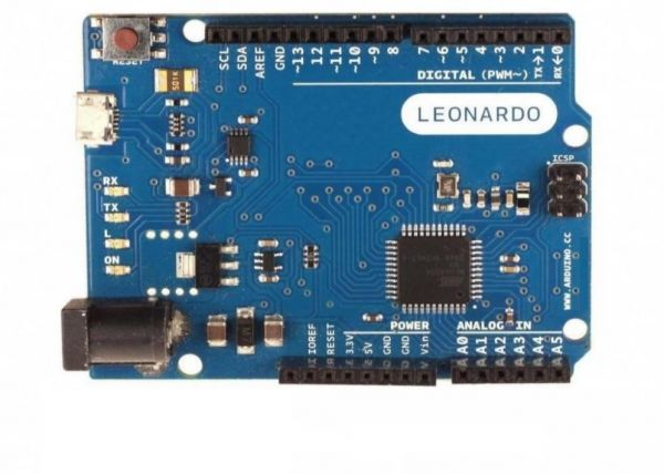 Arduino Leonardo ATMEGA32U4 kompatibles Board
