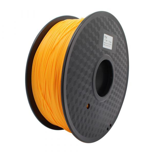 PLA orange filament 1.75mm