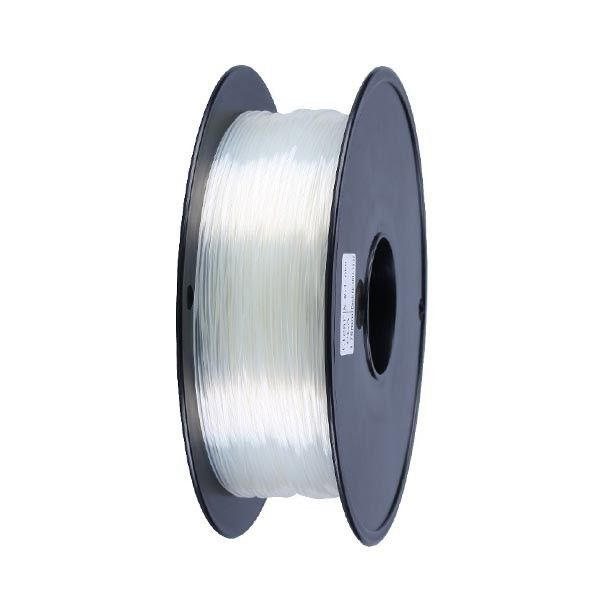 Premium Line PLA Filament transparent 2.9mm