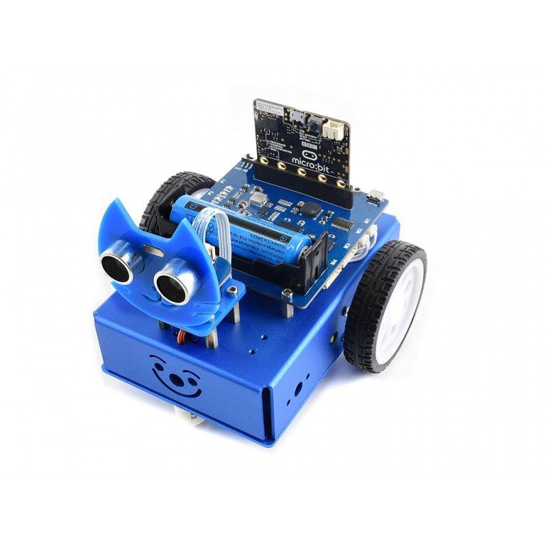 Waveshare KitiBot 2WD micro:bit Roboter Bausatz