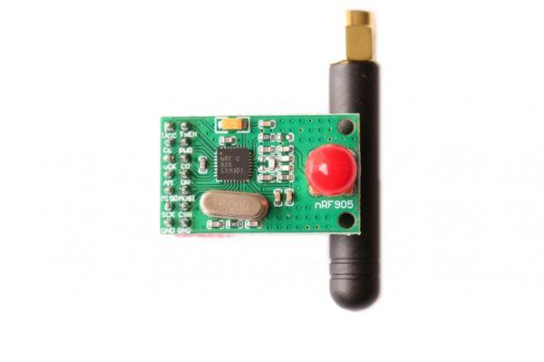 NRF905 TriBand Funkmodul - Transceiver (Sender/Empfänger) 433MHz Wireless Modul