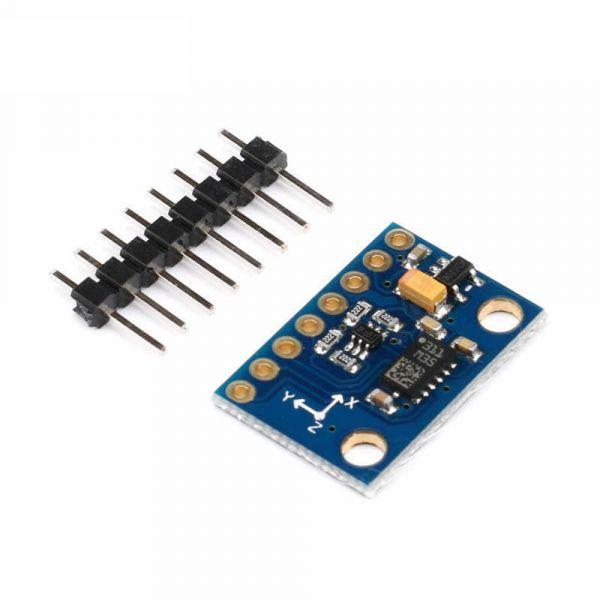 GY-511 digitaler 3 Achsen Beschleunigungssensor/Magnetometer/Kompass LSM303DLHC
