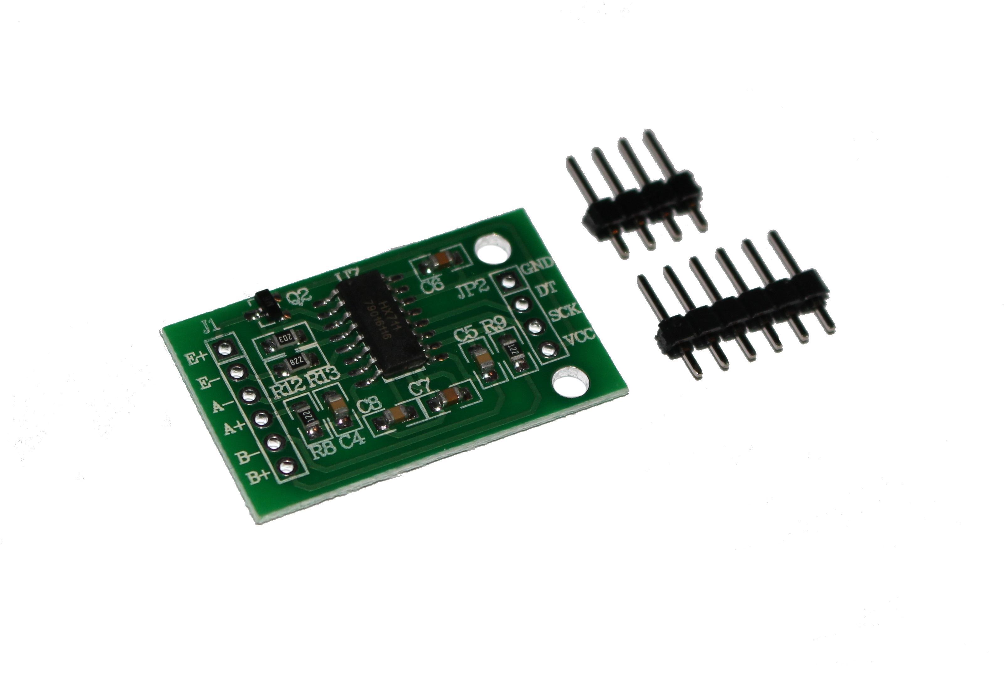 Hx711 24 bit gewichtssensor drucksensor modul arduino atmel avr