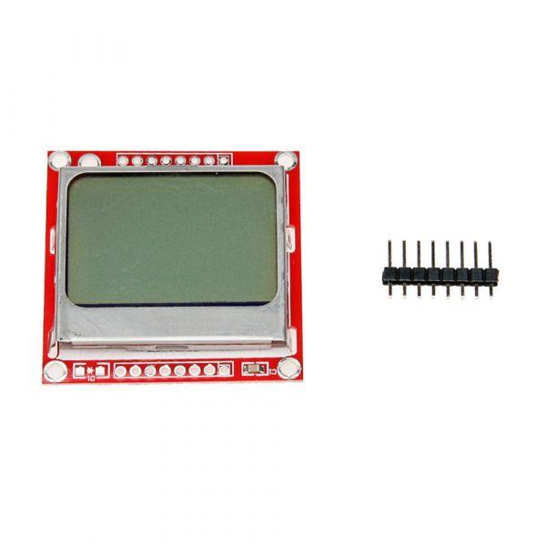 Nokia 5110 LCD Display Modul - 84*48