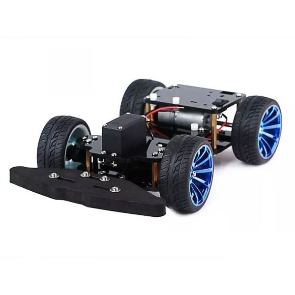 2WD RC Smart Car Chassis