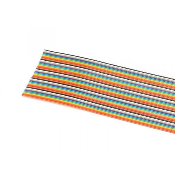 1 Meter Flachbandkabel 50-polig 1,27mm