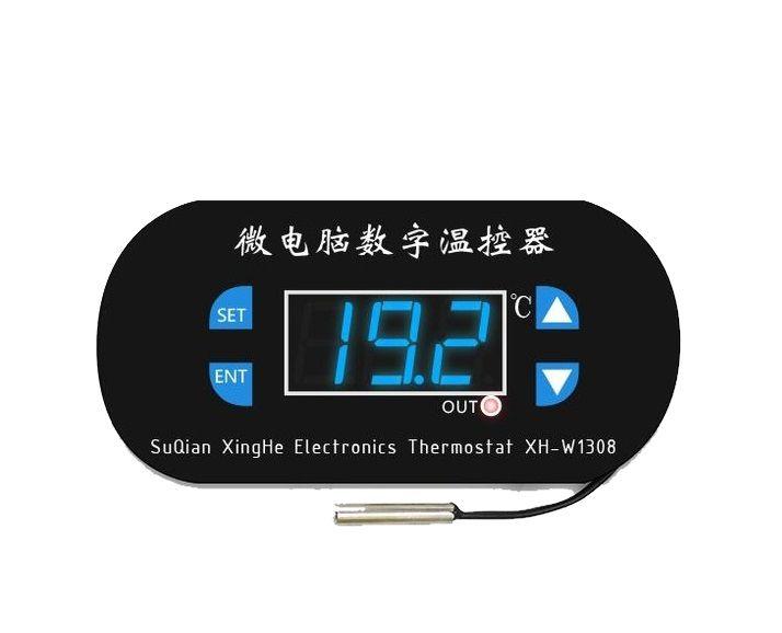 XH-W1308 12V Digitale Temperaturanzeige mit Regler - Thermostat