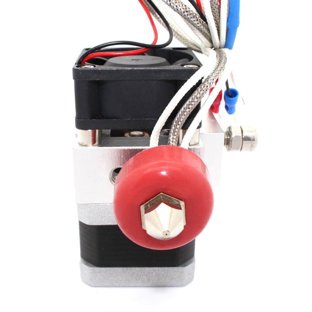 extruder mit d se hot end reprap 3d drucker roboter. Black Bedroom Furniture Sets. Home Design Ideas