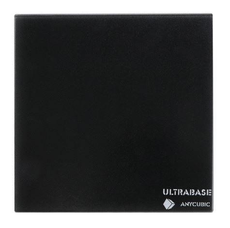 Anycubic Ultrabase Druckoberfläche 310x310x4mm