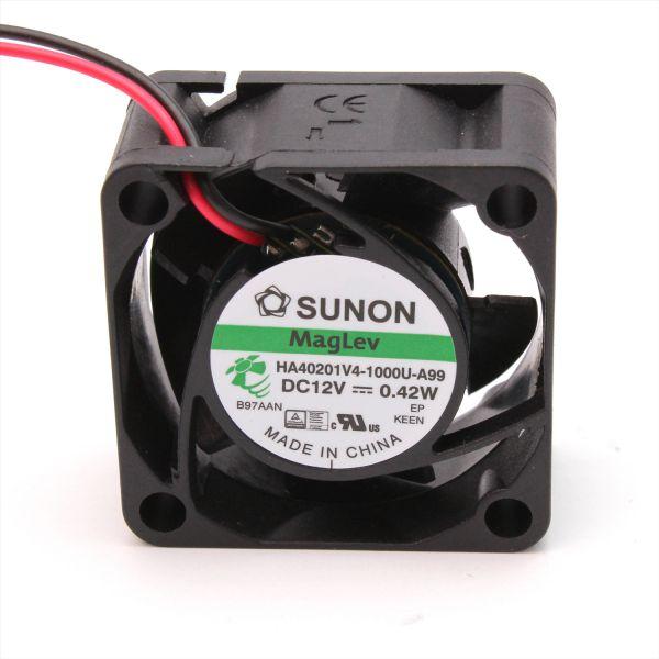 Sunon Axiallüfter 40x40x20mm 12V HA40201V41000UA99