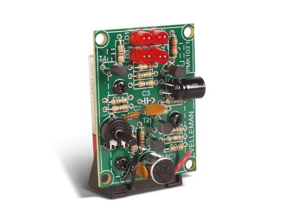 Bausatz: Velleman MK103 Einfache Lichtorgel