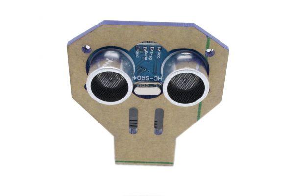 Wasserdicht Ultraschall Entfernungsmesser Sensor Modul : Hc sr04 ultraschall modul mit montagewinkel abstandsmessung sensor