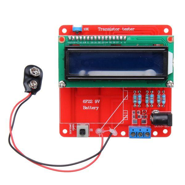 Bausatz Kondensator-/ Widerstand-Tester