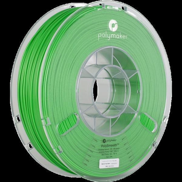 Polysmooth Filament Grün Green 1.75mm 750g