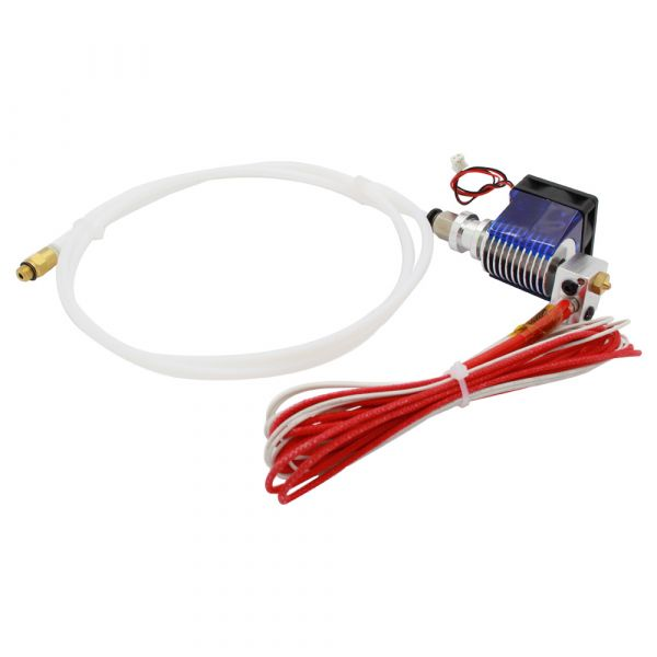 Long-Distance J-Head V6 Hot End komplettes Kit mit 0.4 Düse für 1.75mm Filament