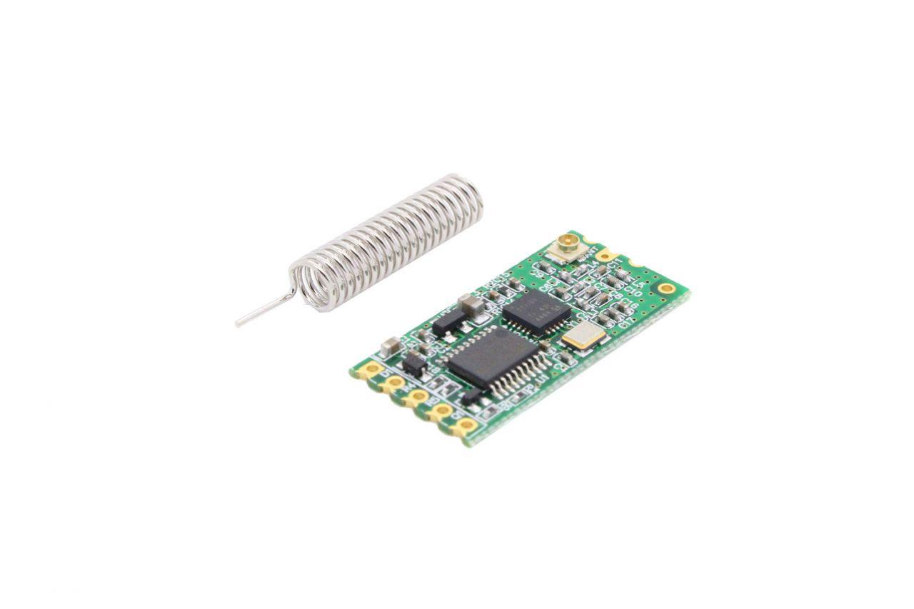 HC-11 433MHz Funkmodul Seriell RS232 UART Transceiver