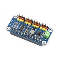 Servo Driver Hat für Raspberry Pi 16 Kanäle 12-bit, I2C