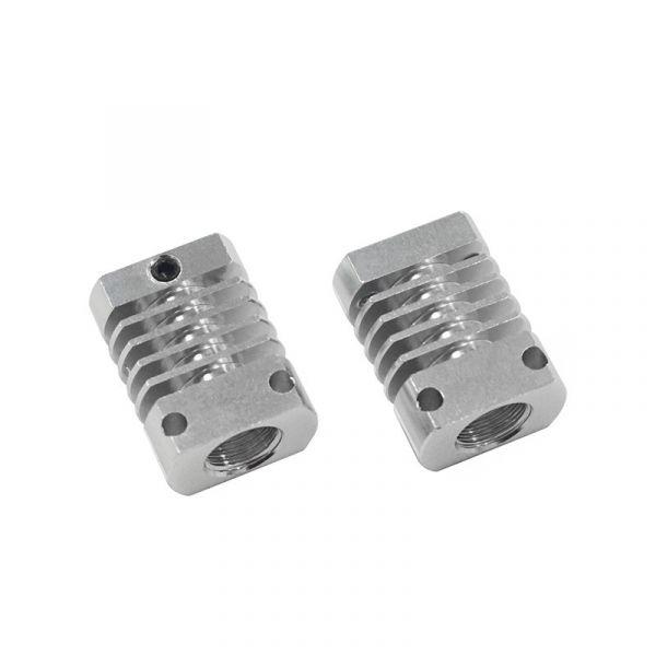 Kühlkörper für CR-10 3D-Drucker Hotend (silber)