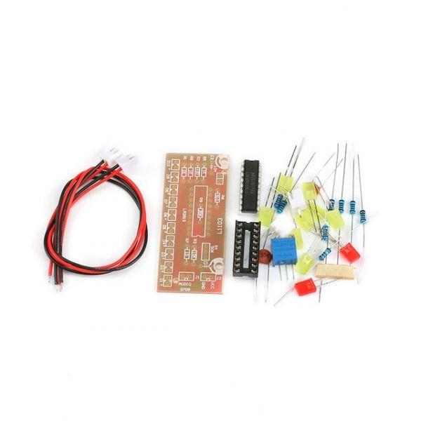 Bausatz: LM3915 Lautstärkeanzeige