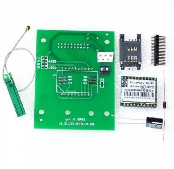Neoway M590 GSM GPRS Modul als Kit zum Löten