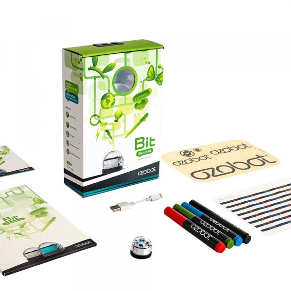 Ozobot Bit 2.0 Starter Pack (Weiss)