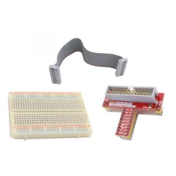 Raspberry Pi 1 GPIO Kit - Prototyping Board