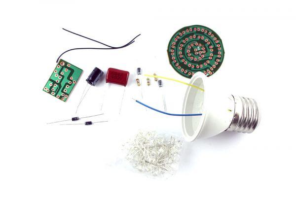 LED Birne Bausatz
