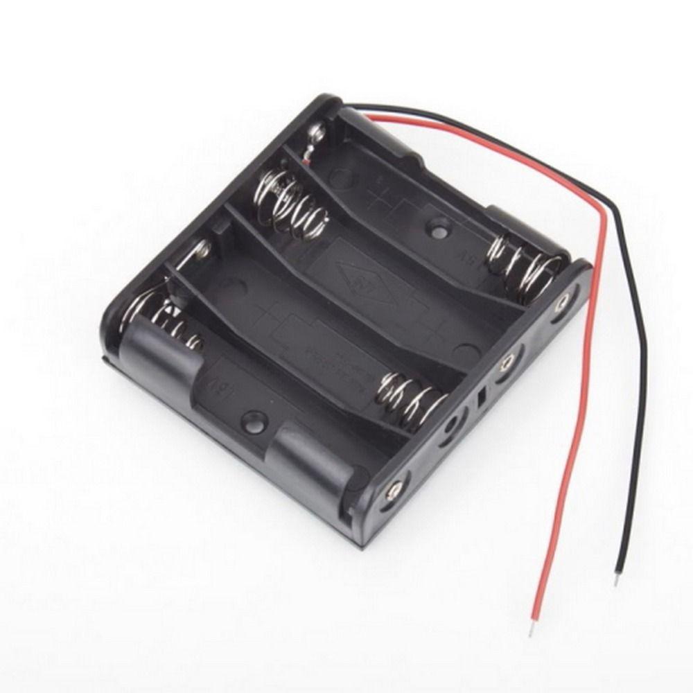 Batteriehalter für 4x AA Batterien 6V