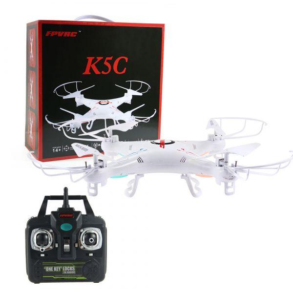 Quadrocopter FPVRC K5C
