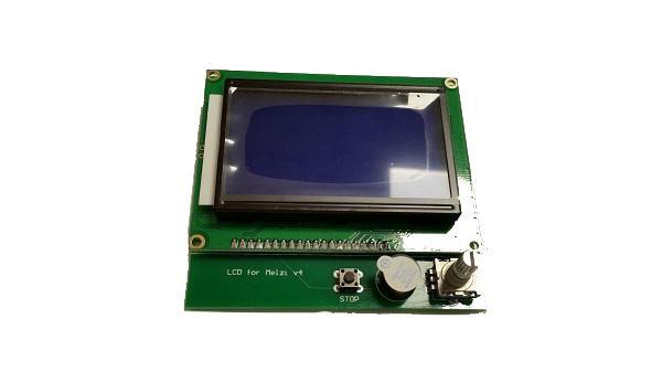 Wanhao i3 LCD Display