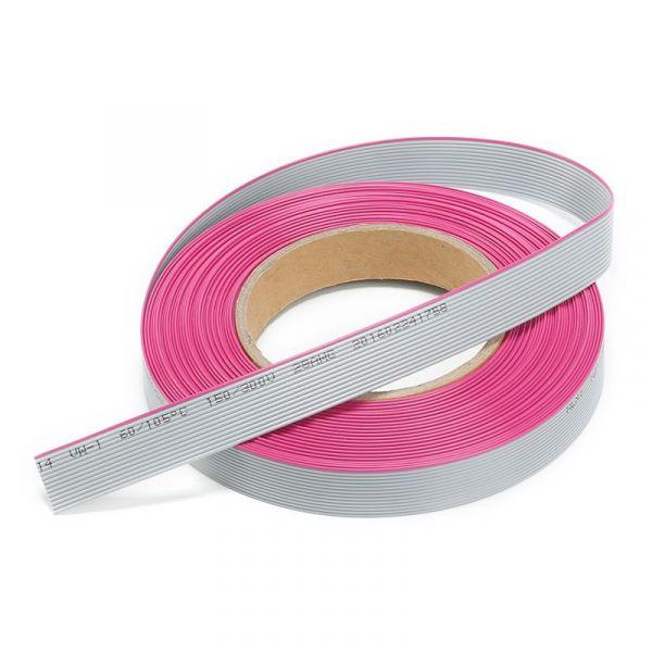 1 Meter 28AWG Flachbandkabel 14-polig 1,27mm