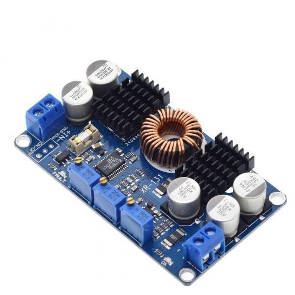 Spannungswandler Step Up/Down 10A DC 5V-32V auf 1V-30V LTC3780