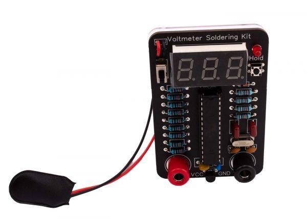 Bausatz Voltmeter Atmega 328P